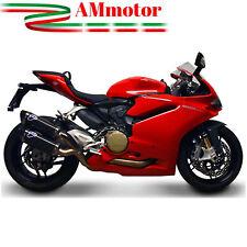 Ducati Panigale 959 2018 18 Exhaust Termignoni Motorcycle Muffler Force Carbonio