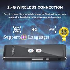 T8 Smart Voice Translator Two-Way Real Time Multi-Language Translation Portable!