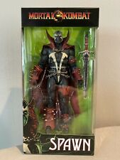 "Mcfarlane Mortal Kombat 7"" Spawn Collectible Action Figure Mint in Hand"