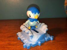 Pokemon Diamond Pearl Attack Bases Piplup Action Figure Series 1 Jakks Used Toy