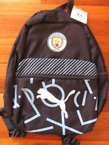 Manchester City F.C. PUMA Backpack Officially Licensed English Premier League