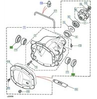 LAND ROVER GENUINE SEAL ASSY - DRIVING PINION OIL-Freelander (L314)-TOC100000