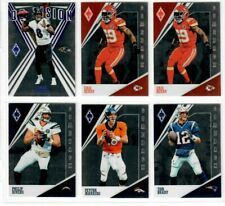 2019 Panini Phoenix Football You Pick COMEBACK BERRY BRADY MANNING RIVERS