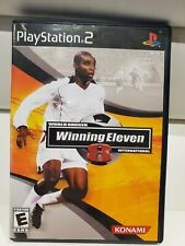 World Soccer Winning Eleven 8 International (Sony PlayStation 2, 2005)