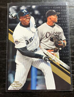 Frank Thomas 2019 Topps Gold Label #81 Class 2 Black Chicago White Sox