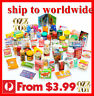 Coles Little Shop 2 & 1 Mini supermarket - Miniature toy 1/6 1/12 mini OZZ TOY