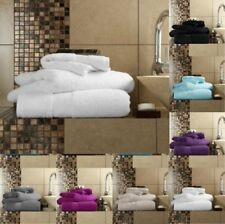 Miami 700 GSM 100% Egyptian Cotton Towel Hand Bath Sheet Bathroom Set Of 3 & 6