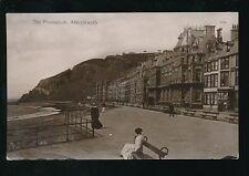 Wales Cardiganshire ABERYSTWYTH Promenade c1900/10s RP PPC