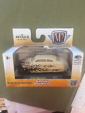 M2 Machines Ground Pounders 1949 Mercury Clay Super Chase Limited 250 New