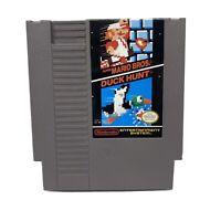 Super Mario Bros Duck Hunt NES Game Cartridge Only Nintendo Entertainment System