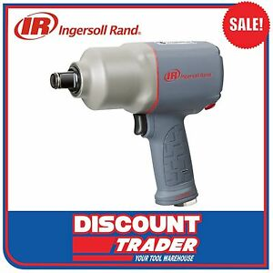 """Ingersoll Rand Pneumatic 3/4"""" Composite Air Impact Wrench *** SALE *** 2145QIMAX"""