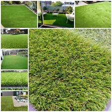 2 Metres Wide Astro Turf | Deep Artificial Grass | Garden Decor | Garden Lawn UK