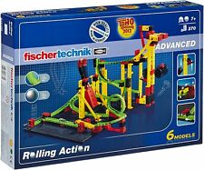 fischertechnik ADVANCED Rolling Action, Konstruktionsbaukasten - 516183