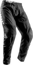 Pantaloni da guida fuoristrada nere taglia 42
