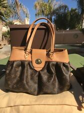 Louis Vuitton LV PL Large Boetie Monogram Purse Handbag Travel Tote