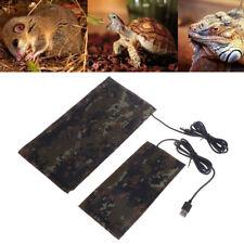 Waterproof USB Pet Heat Mat Reptile Carbon Fiber Warmer Constant Temperature Bed