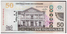 Surinam / Suriname 2010 50 SRD UNC