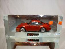 UT MODELS 27816 PORSCHE 911 CARRERA RS (993) - RED 1:18 RARE - EXCELLENT IN BOX