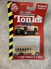 Tonka Maisto Collection Camp Tonkawa Bus  # 18 of 50 Vehicles