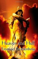 Heaven and Hell by Swedenborg, Emanuel Paperback Book The Fast Free Shipping