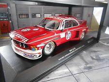 BMW 3.0 CSL Zandvoort 1975 #23 Grohs Betzler Faltz Alpina Melitt Minichamps 1:18