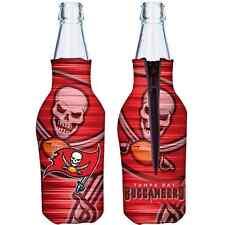 Tampa Bay Buccaneers Hunter Mfg Nfl 12oz Bottle Coolie Free Ship