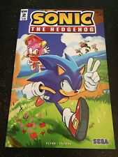 Sonic The Hedgehog#2 Incredible Condition 9.4(2018) Hesse Cover!!