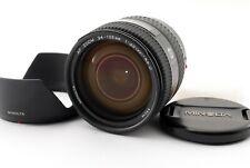 Minolta AF 24-105mm F/3.5-4.5 D Lens For Sony Excellent++++ w/Hood Tested #5867