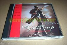 Wyatt Earp Soundtrack CD Composed by The One and Only: James Newton Howard