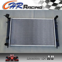 FOR HOLDEN COMMODORE VT (SERIES 1 AND 2) VX V6 MANUAL RADIATOR