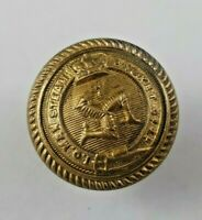 Victorian Isle Of Man Steam Packet Company Ltd button 21mm - Naval Quality Maker
