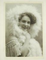 Fotografia Autografata Da Melle Suzette Deborah Attrice Cantante Quina Laroche