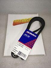 2003-2006 SILVERADO SIERRA 4.8 5.3 6.0 SERPENTINE BELT W/ 145 AMP ALT 12637204