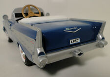 Rare 1957 Chevy Pedal Car Vintage BelAir Show Hot Rod Sport Custom Midget Model