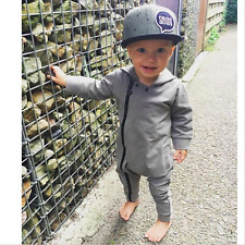 UK 2017 Fashion Baby Rompers Long Sleeve Baby Boy Clothing Children Jumpsuits