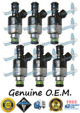 Best Upgrade 6 Hole GM Rochester 6x Fuel Injectors OEM 17103007 9826 3.1L 3.4L