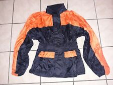 NWOT MENS SZ 2X/3X REFLECTIVE RAIN GEAR JACKET AND PANTS