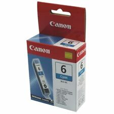 Canon BCI-6C Cyan Inkjet Cartridge 4706A002 [CO86482]