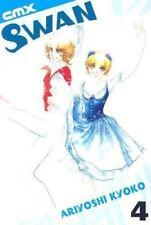 Swan Vol. 4 by Kyoko Ariyoshi (2005, Paperback)
