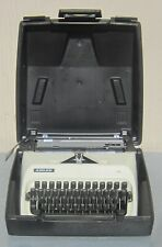 Vintage 1976 ADLER J5 MANUAL TYPEWRITER Made in W. Germany EXCELLENT CONDITION
