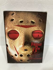 Friday The 13th Ultimate Edition DVD Collection PART I - VIII