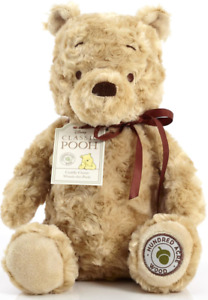 Winnie the Pooh Disney Classic Cuddly Soft Toy Bear Official Brand New with Tags