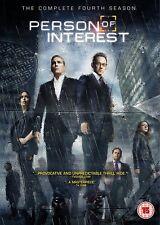 Person of Interest - Season 4 [2016] (DVD)