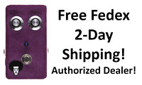 New JAM Pedals Fuzz Phrase LTD Limited Edition Guitar Effects Pedal