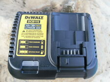 DEWALT 20V 20 VOLT MAX LITHIUM ION BATTERY CHARGER DCB115 NEW