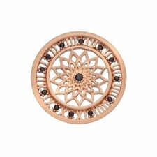Emozioni Time Traveller Rose Gold Plated 25mm Coin EC148