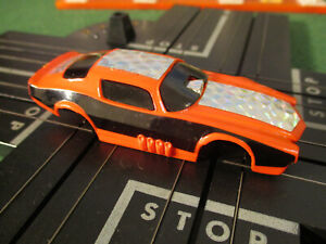 NMINT Tyco Mustang Lighted T Jet Slot Car BODY ONLY