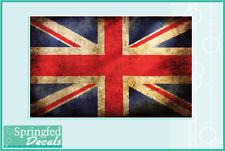 BRITISH FLAG Vinyl Decal #2 Car Truck Window Sticker CUSTOM SIZEs Union Jack