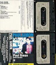 PAUL SIMON K7 AUDIO GERMANY HEARTS AND BONES (3)