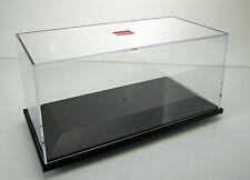 Herpa 460118 vitrina l (por ejemplo, para automóviles 1:43) longitud 15cm, ancho 7,5cm, altura 7cm